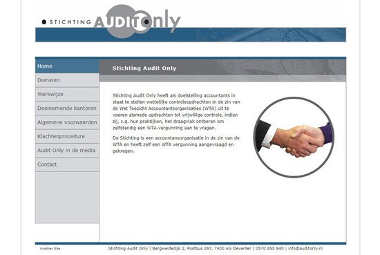 www.auditonly.nl